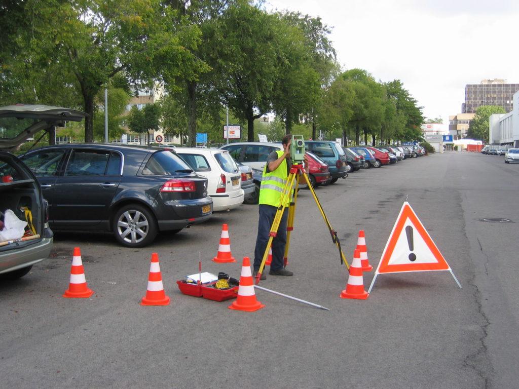 Implantation Levée Geometre Nantes