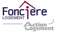 Logo fonciere-logement